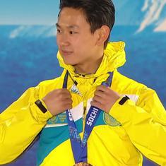 Kazakh Olympic bronze medallist figure skater Denis Tan stabbed to death at 25