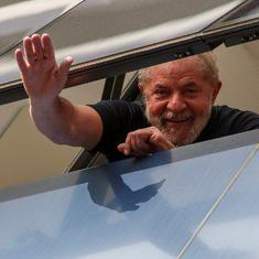 Brazil: Ex-President Lula da Silva pulls out of election race after court bars him from contesting