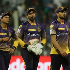 How Kolkata Knight Riders converted a certain victory into a shocking defeat against Mumbai Indians