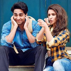 'Meri Pyaari Bindu', like 'Dum Laga Ke Haisha', celebrates analogue love in the digital age