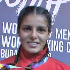 Sakshi adjudged best women's boxer, Solanki best find in Asian Confederation's online poll