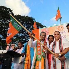 त्रिपुरा : माकपा नेता बिश्वजीत दत्ता भाजपा में शामिल हुए
