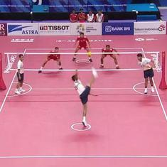 Asian games sepaktakraw: India end campaign with 2-0 over Nepal win in men's regu
