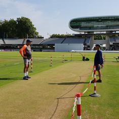 India unlikely to play an extra batsman on bowler-friendly Lord's pitch, says bowling coach Arun