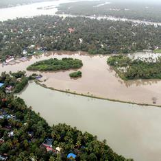 Kerala floods: 47 people killed in rain-related incidents, red alert in 12 districts