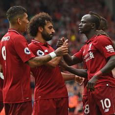 Premier League: Liverpool live up to title hype by hitting West Ham for four