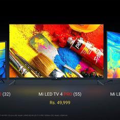 Xiaomi unveils new Mi TV models, launches Mi Band 3, Mi Air Purifier 2S