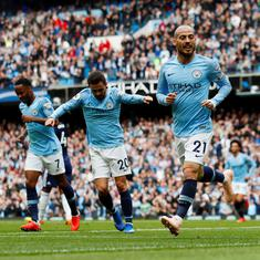 Premier League: David Silva confirms upcoming season will be his final one at Manchester City