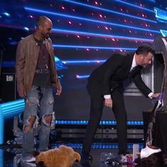 Watch: Jimmy Kimmel brings back American Idol 2006 sensation Sanjaya Malakar
