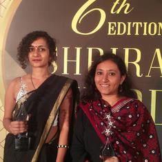 Scroll's Aarefa Johari, contributor Aruna Chandrasekhar win Shriram Awards for financial journalism