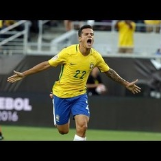 Philippe Coutinho doubtful for Brazil's friendlies against Japan, England