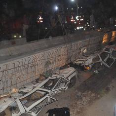 Varanasi flyover collapse: Bridge corporation director Rajan Mittal removed from post