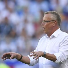 Fifa World Cup: Sweden coach Andersson believes England can 'go all the way'