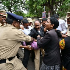 Telangana politicians raise the pitch for separate High Court as judges' protest rages on