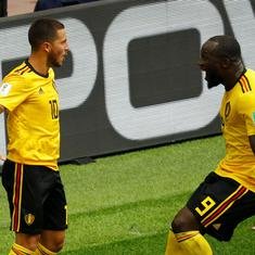 World Cup: Lukaku, Hazard score two goals each as Belgium edge closer to last-16 spot