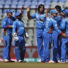 Bengaluru to host Afghanistan's historic first Test in June