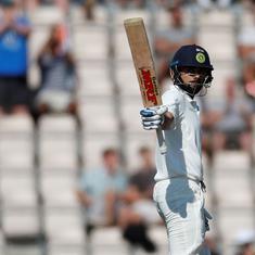 Virat Kohli reclaims top spot in latest ICC rankings for Test batsmen