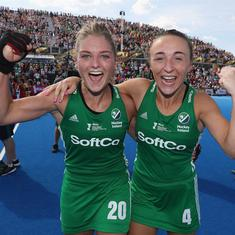 Struggling qualifiers to runners-up: Ireland's fairy tale journey at the Women's Hockey World Cup