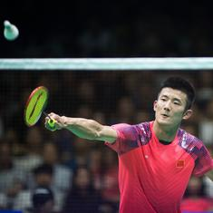 Badminton: China, Japan coast through to quarters of Thomas and Uber Cup Finals
