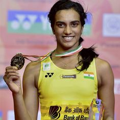 Winning the first game was crucial, says PV Sindhu after beating Carolina Marin in India Open final