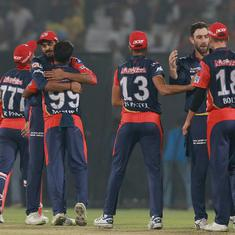 Harshal Patel stars as Delhi Daredevils pull off a surprise 34-run win over Chennai Super Kings