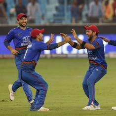 Asia Cup will be remembered for Afghanistan: Twitter reacts to thrilling tied match against India