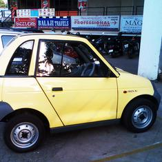 India's IT firms seem to love electric vehicles – even though their practical use is miles away