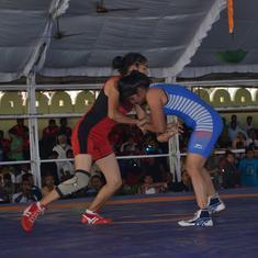 Haryana girls win seven gold medals at U-23 Wrestling Junior Nationals