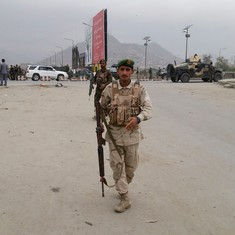 Lessons from the field: How I learnt to stay safe in Afghanistan