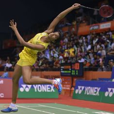 Singapore Open: PV Sindhu fights back to clinch gritty win over Nozomi Okuhara in opener