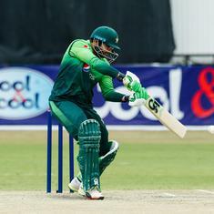 Clean sweep: Pakistan beat Zimbabwe by 131 runs to win ODI series 5-0