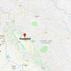 Jammu and Kashmir: Suspected militant, handler detained in Ganderbal, say police