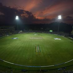 Sri Lanka Cricket arrest two Indian spectators on suspicion of match-fixing during domestic T20 game