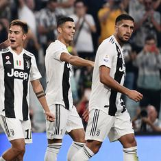 Serie A: Cristiano Ronaldo stands out in Juventus' 3-1 win over Napoli