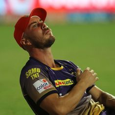 KKR's Chris Lynn undergoes MRI scan, condition to be known in a day or two