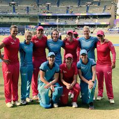 'In my view, the match was a success': Edulji promises more women's T20 action during IPL 2019