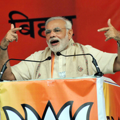 Government is trying to fight corruption, while Opposition wants to stall Parliament: Narendra Modi