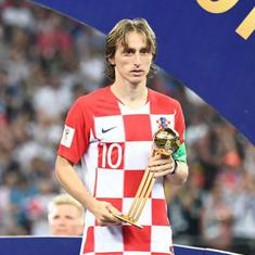 Can Modric pip French stars and end Ronaldo-Messi's 10-year duopoly to win 2018 Ballon d'Or?