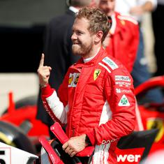 Had ambition but failed: Sebastian Vettel gears up for final Ferrari race with mixed emotions