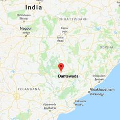 Chhattisgarh: Two suspected Maoists killed in gunfight in Dantewada district, say police