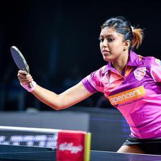Ultimate Table Tennis: Maharashtra United go down fighting against Mavericks