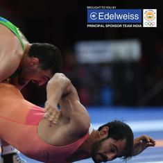 Greco-Roman wrestler Harpreet loses bronze medal bout, India finish campaign with three medals