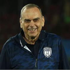 ISL: Former Chelsea manager Avram Grant returns to NorthEast United as advisor