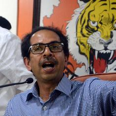 'ED, CBI should be sent to border to prove their valour,' Shiv Sena accuses BJP of misusing agencies