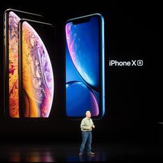 Apple launches three new iPhones, XS, XS Max, XR, at event in California