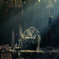 'Natsamrat' teaser: Gujarati remake stars Siddharth Randeria as a retired theatre actor