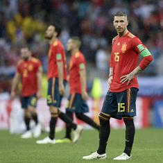 'What started badly, ended badly': Spain blame game begins after World Cup exit