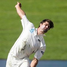 Colin de Grandhomme's all-round show leaves South Africa in tatters on Day 4