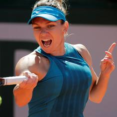 French Open final, as it happened: Halep downs Stephens in a three-setter to win first Slam
