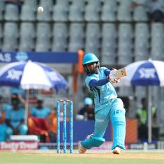 Women's T20 Challenger: Mithali's half-century goes in vain as India Blue lose to India Red